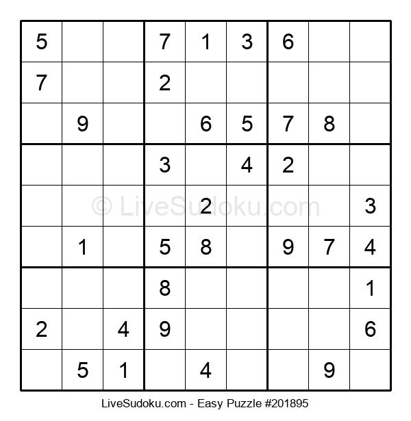 Beginners Puzzle #201895