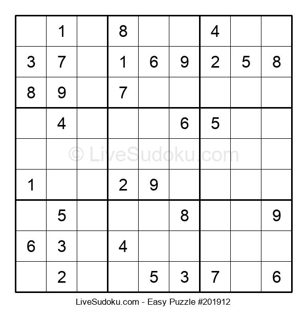 Beginners Puzzle #201912