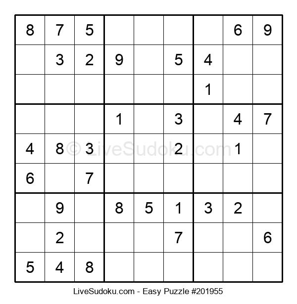Beginners Puzzle #201955