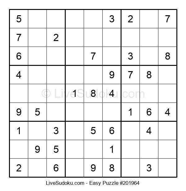 Beginners Puzzle #201964