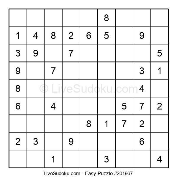Beginners Puzzle #201967