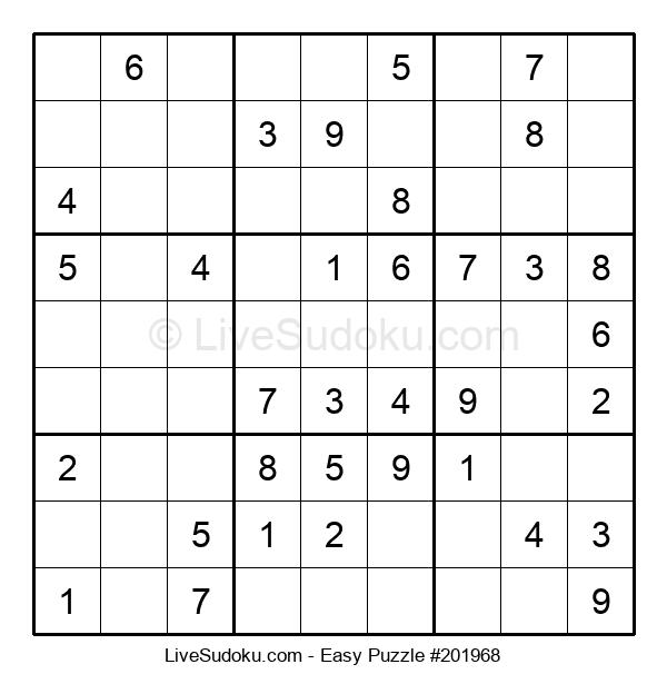 Beginners Puzzle #201968
