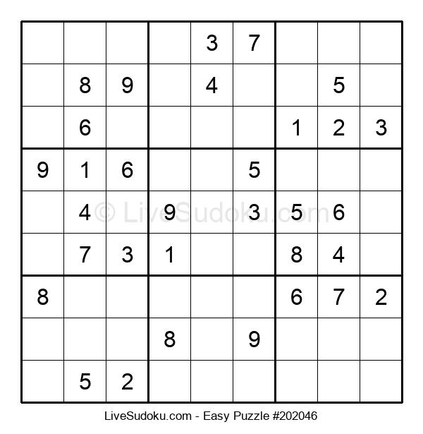 Beginners Puzzle #202046