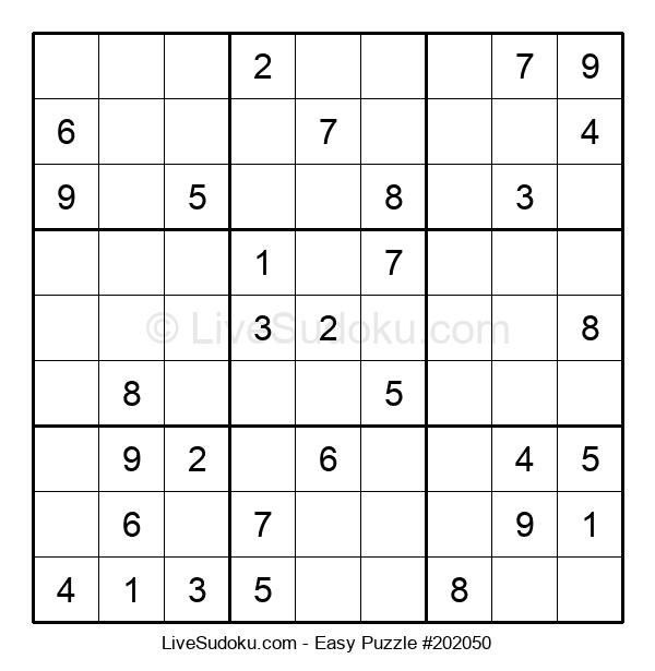 Beginners Puzzle #202050