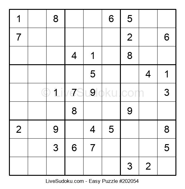 Beginners Puzzle #202054