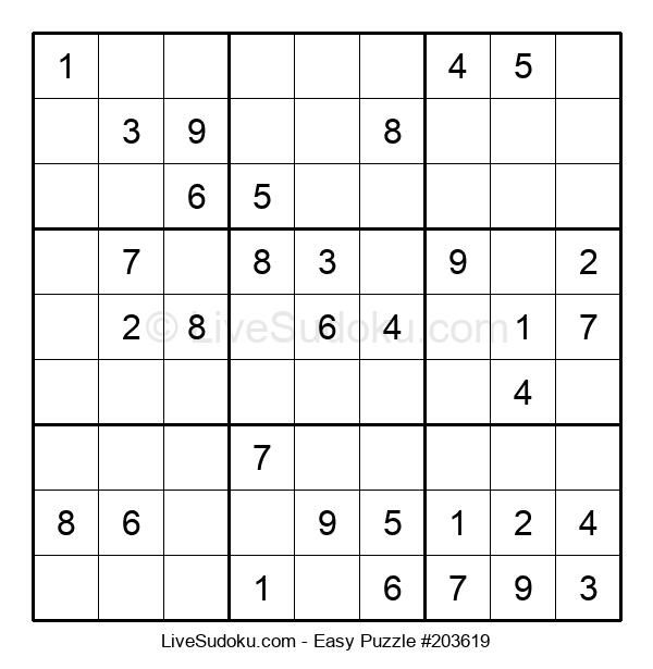 Beginners Puzzle #203619