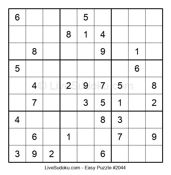 Beginners Puzzle #2044