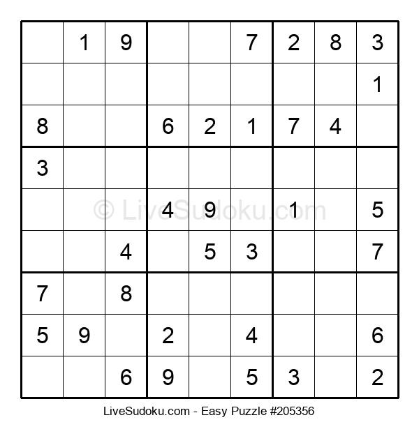 Beginners Puzzle #205356