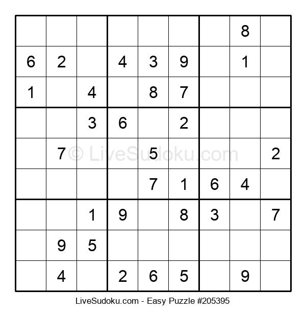 Beginners Puzzle #205395
