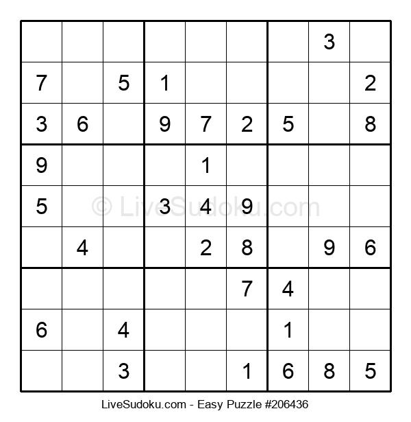Beginners Puzzle #206436