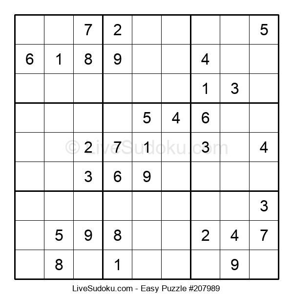Beginners Puzzle #207989