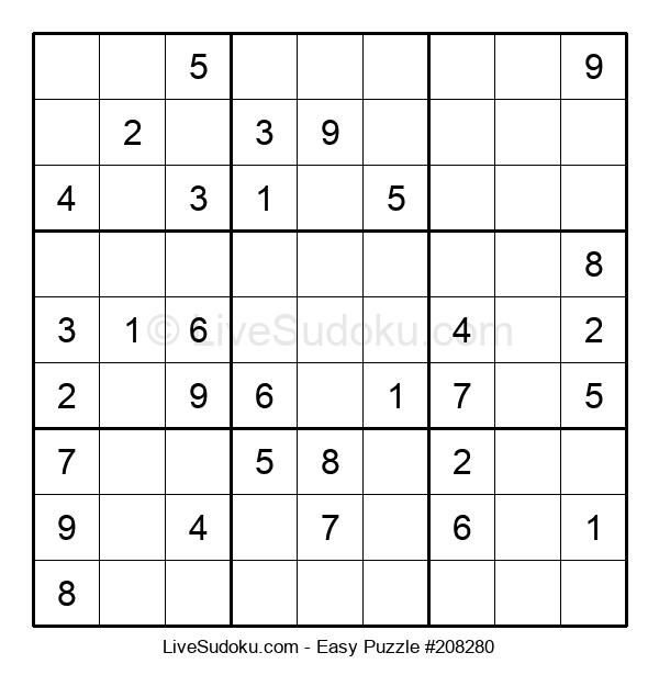 Beginners Puzzle #208280