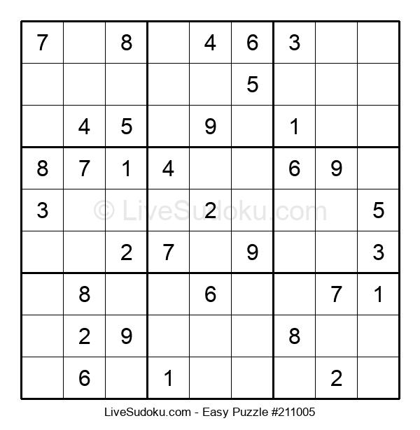 Beginners Puzzle #211005