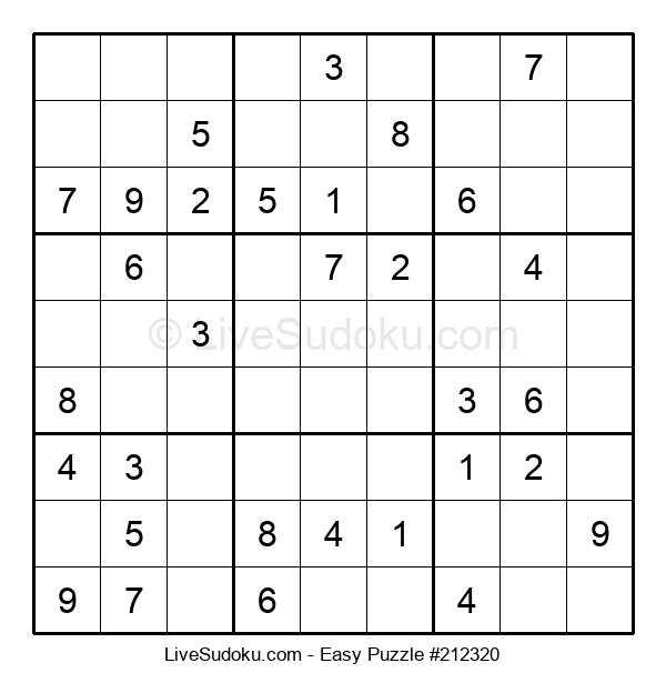 Beginners Puzzle #212320