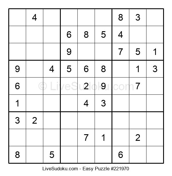 Beginners Puzzle #221970