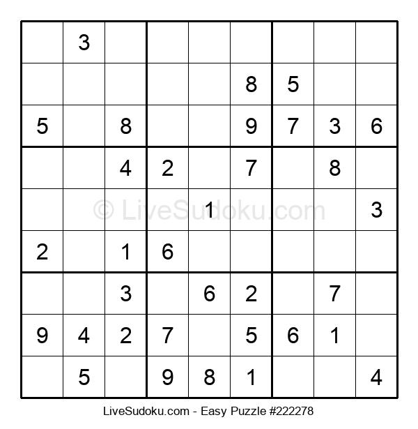 Beginners Puzzle #222278