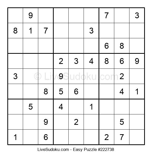 Beginners Puzzle #222738