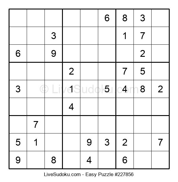 Beginners Puzzle #227856
