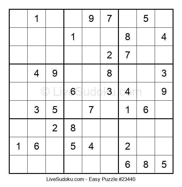 Beginners Puzzle #23440