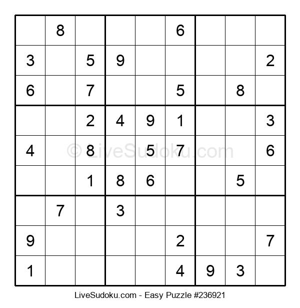 Beginners Puzzle #236921