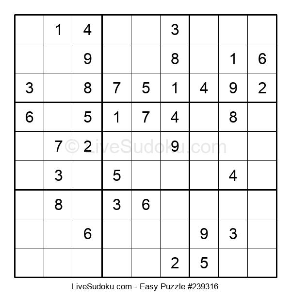 Beginners Puzzle #239316
