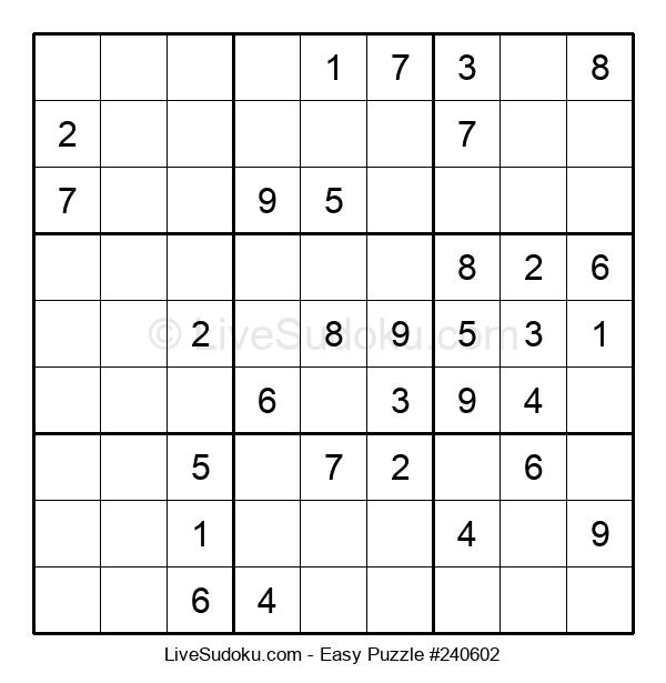 Beginners Puzzle #240602
