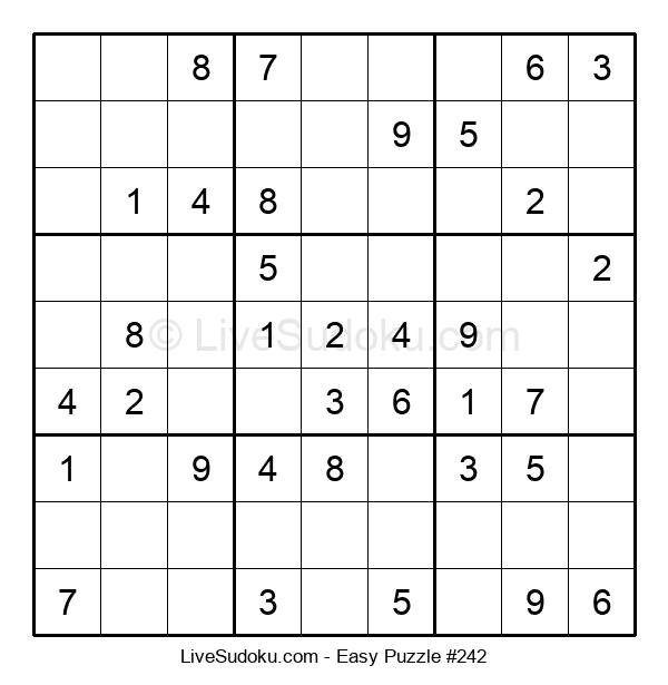 Beginners Puzzle #242