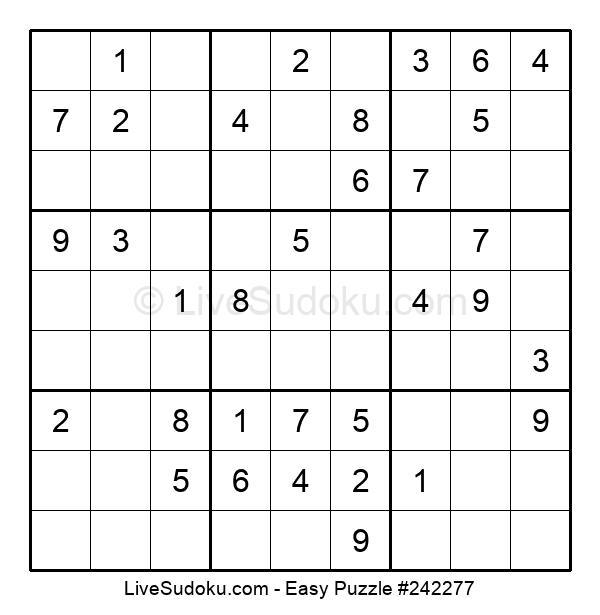 Puzzle para principiantes nº 242277