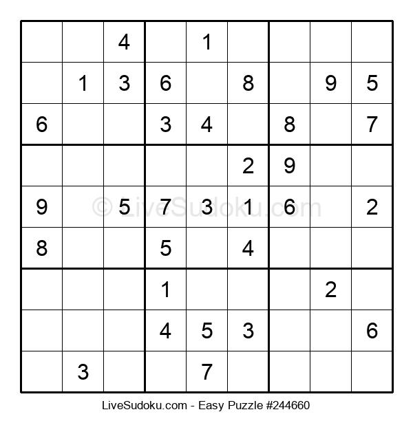 Beginners Puzzle #244660