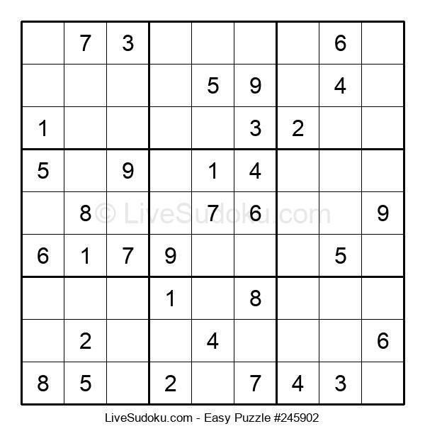 Beginners Puzzle #245902