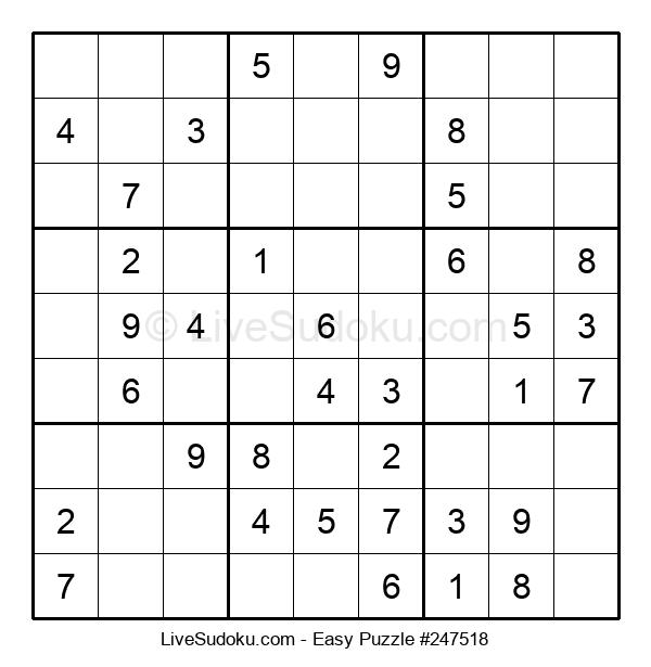 Beginners Puzzle #247518
