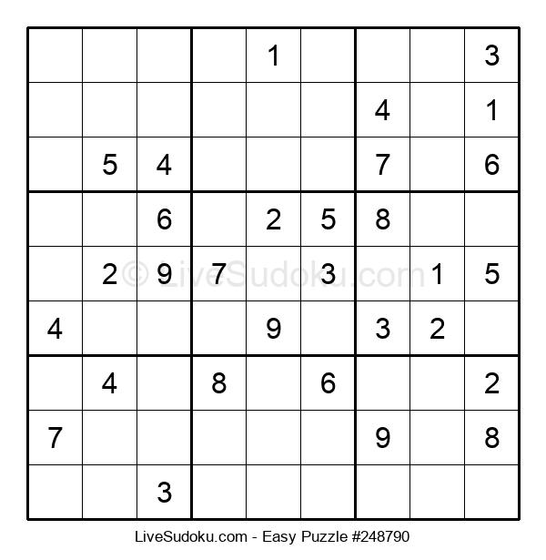 Beginners Puzzle #248790