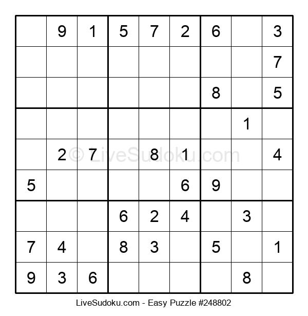 Beginners Puzzle #248802
