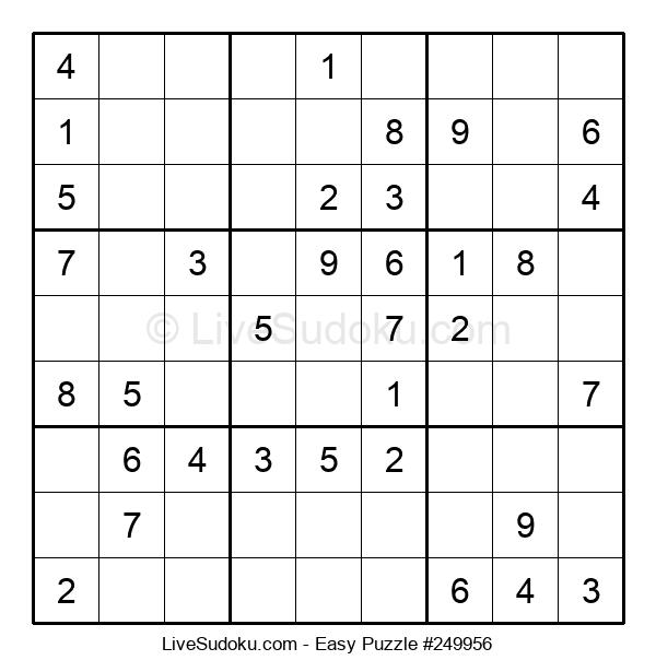 Beginners Puzzle #249956