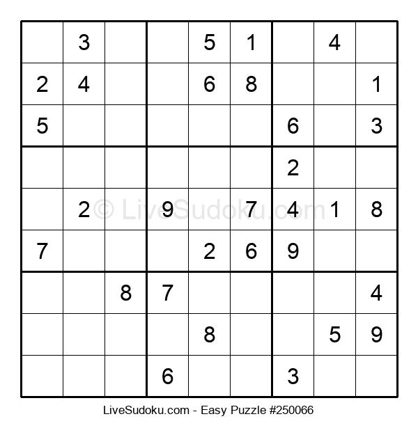 Beginners Puzzle #250066