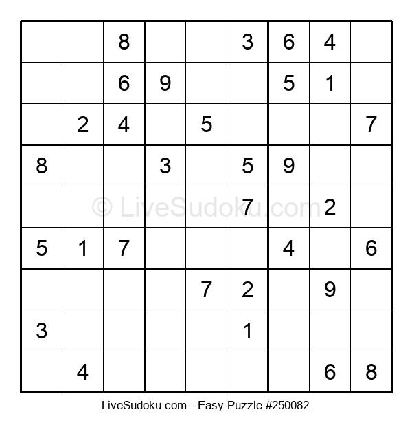 Beginners Puzzle #250082