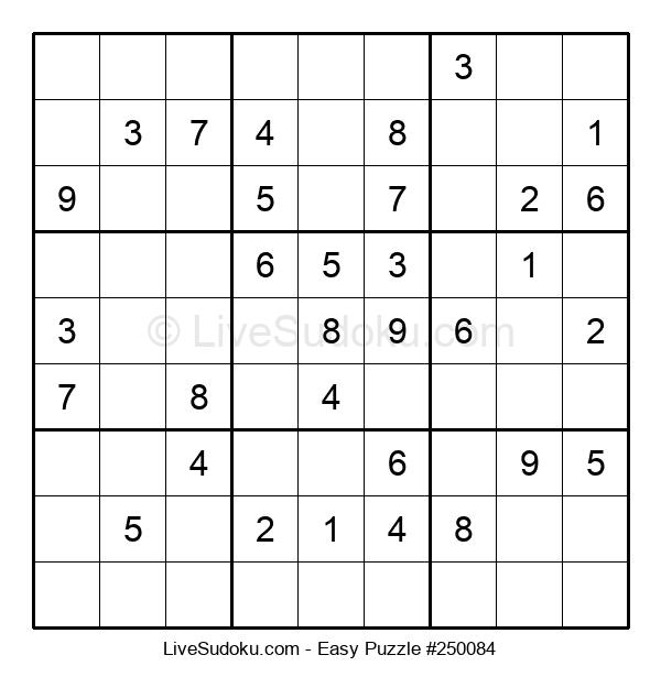 Beginners Puzzle #250084