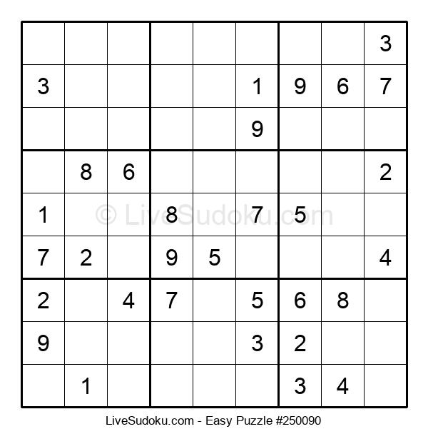 Beginners Puzzle #250090