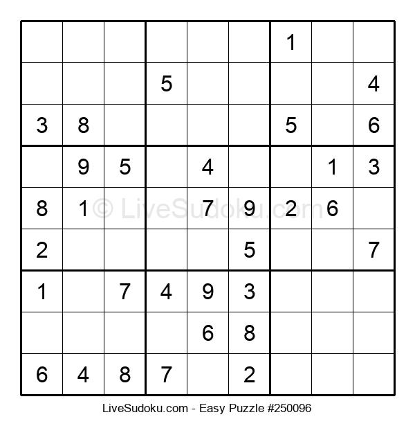 Beginners Puzzle #250096