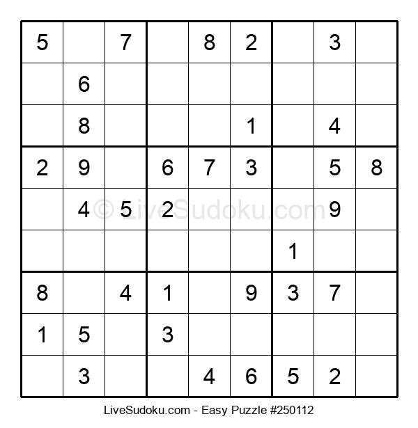 Beginners Puzzle #250112