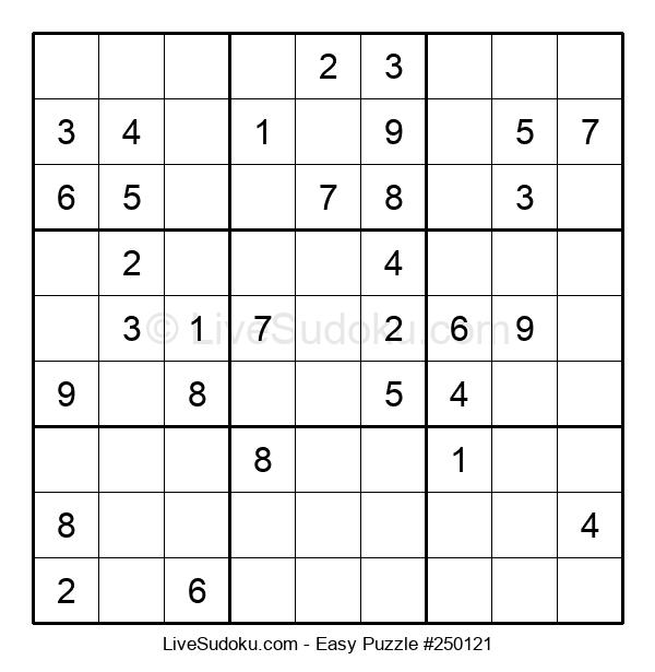 Beginners Puzzle #250121