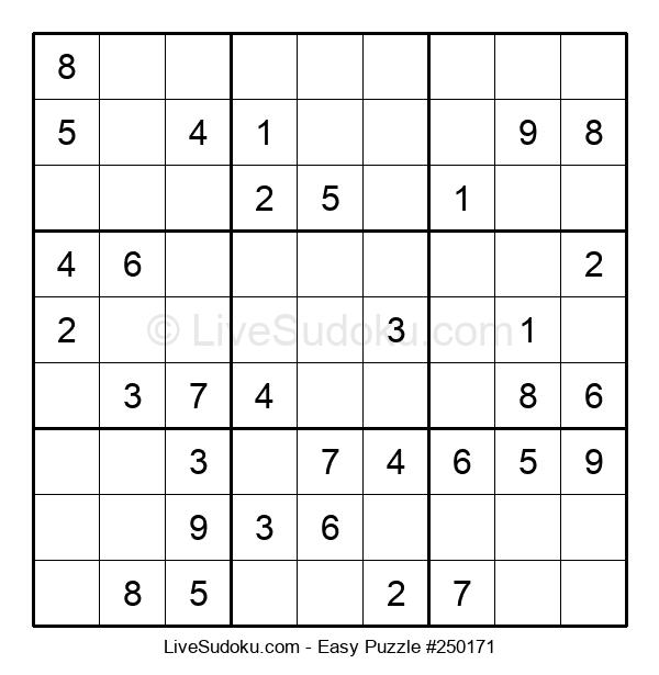 Beginners Puzzle #250171