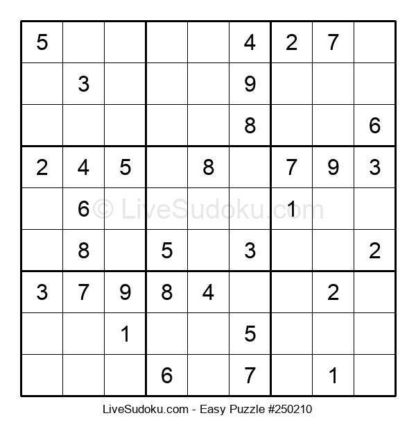 Beginners Puzzle #250210