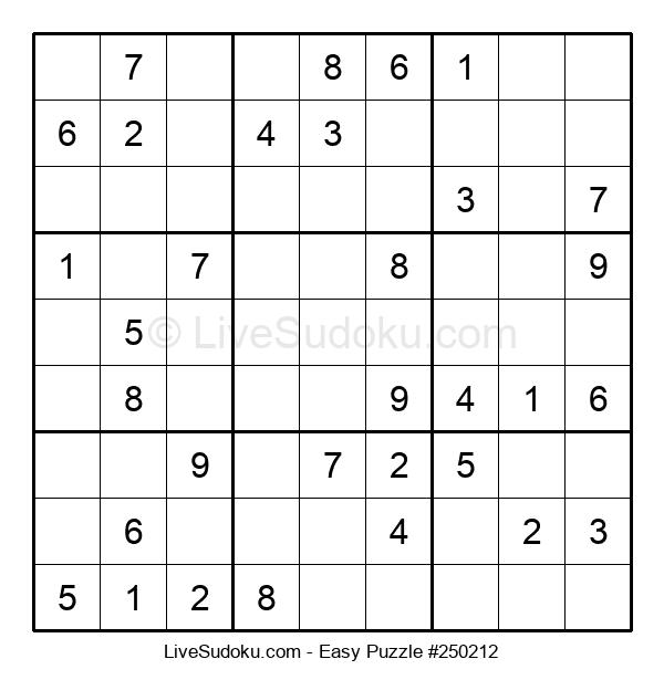 Beginners Puzzle #250212