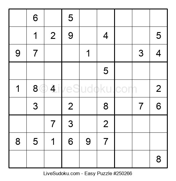 Beginners Puzzle #250266