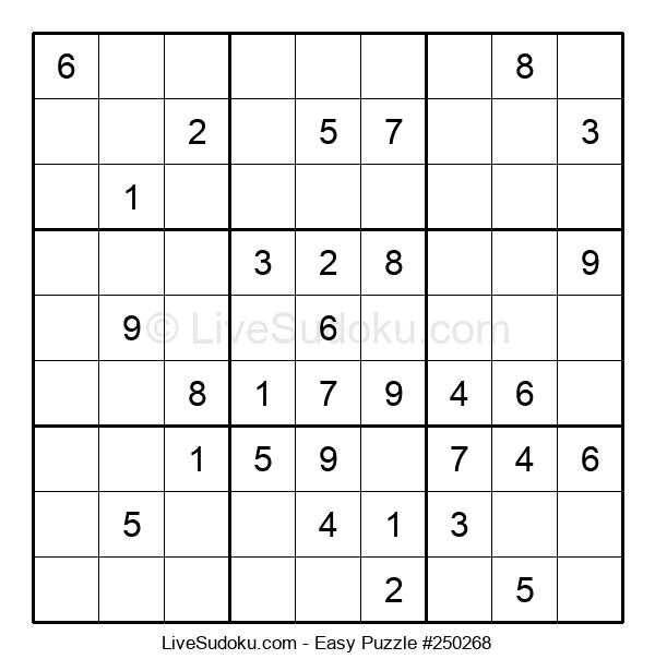 Beginners Puzzle #250268