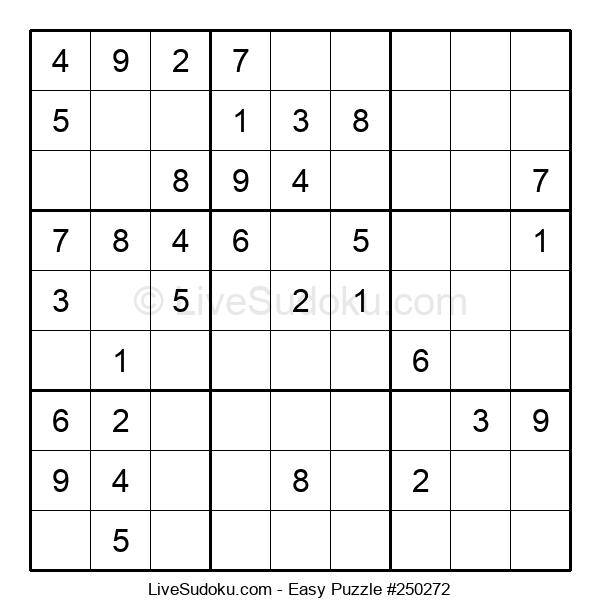 Beginners Puzzle #250272