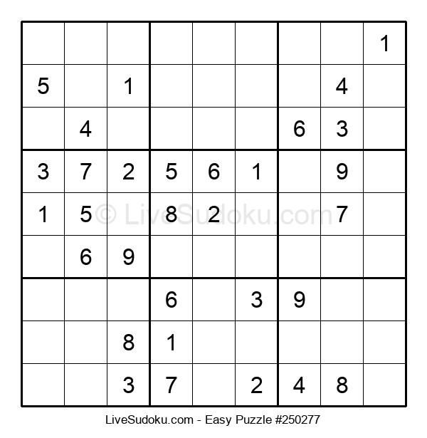 Beginners Puzzle #250277