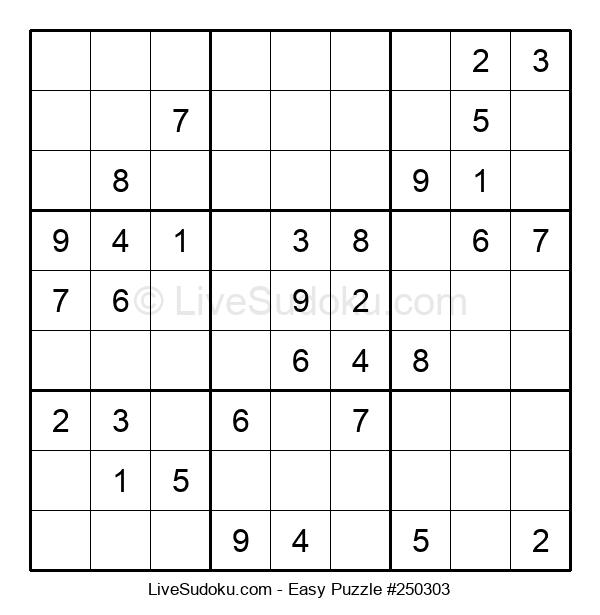 Beginners Puzzle #250303