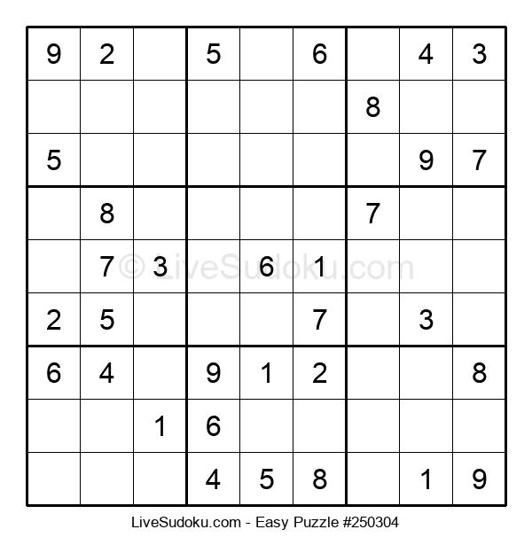 Beginners Puzzle #250304